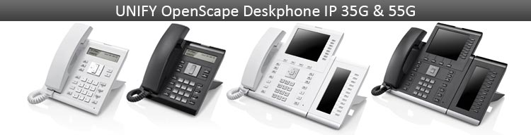 OpenScape Desk Phone IP Phones